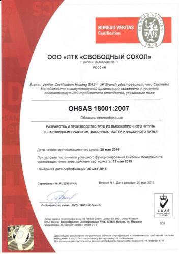 OHSAS 180012007 Система промышленной безопасности и здоровья.jpg
